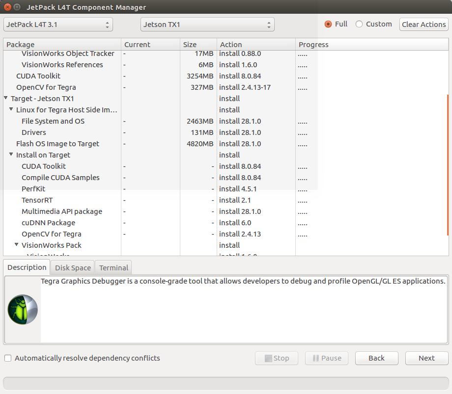 Fun for BSD - Install Jetson TX1 Jetpack using VM